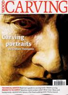Woodcarving Magazine Issue NO 183