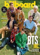 Billboard Magazine Issue BTS FALL