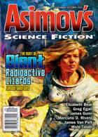 Asimov Sci Fi Magazine Issue SEP-OCT