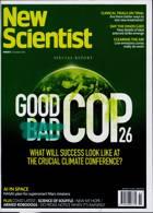 New Scientist Magazine Issue 23/10/2021