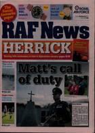 Raf News Magazine Issue NO 1522