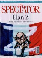 Spectator Magazine Issue 23/10/2021