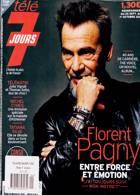 Tele 7 Jours Magazine Issue NO 3200