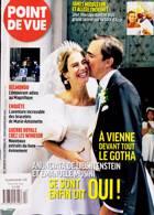 Point De Vue Magazine Issue NO 3813