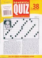 Domenica Quiz Magazine Issue NO 38