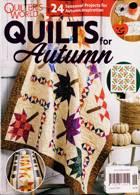 Quilters World Magazine Issue L/AUTUMN