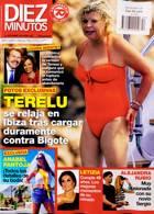 Diez Minutos Magazine Issue NO 3657