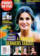 Point De Vue Magazine Issue NO 3814