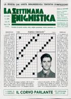 La Settimana Enigmistica Magazine Issue NO 4670