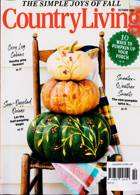 Country Living Usa Magazine Issue OCT 21