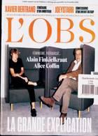 L Obs Magazine Issue NO 2971