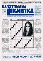 La Settimana Enigmistica Magazine Issue NO 4669