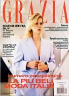 Grazia Italian Wkly Magazine Issue NO 40