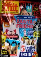 Lets Knit Magazine Issue XMAS 21