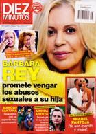 Diez Minutos Magazine Issue NO 3658