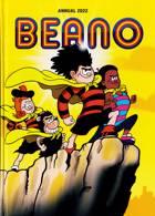Beano Annual Magazine Issue 2022