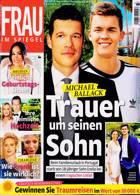 Frau Im Spiegel Weekly Magazine Issue 33