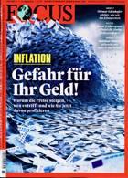 Focus (German) Magazine Issue 33