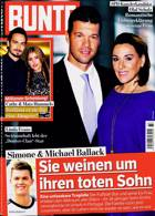 Bunte Illustrierte Magazine Issue 33