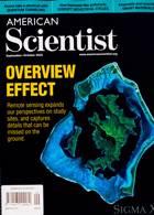 American Scientist Magazine Issue SEP-OCT