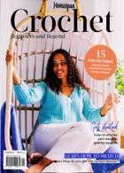 Homespun Crochet Magazine Issue 01