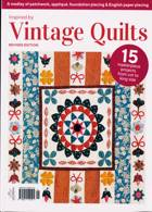 Vintage Quilts Magazine Issue 01