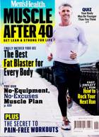 Mens Health Usa Magazine Issue MUSCLE 40