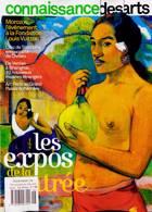 Connaissance Des Art Magazine Issue NO 806
