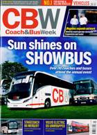 Coach And Bus Week Magazine Issue NO 1493