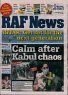 Raf News Magazine Issue NO 1519