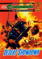 Commando Silver Collection Magazine Issue NO 5478