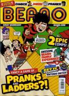 Beano Magazine Issue 02/10/2021