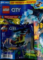 Lego Giant Series Magazine Issue LGG12 CITB