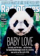 Radio Times London Edition Magazine Issue 02/10/2021
