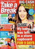Take A Break Magazine Issue NO 40