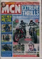 Motorcycle News Magazine Issue 29/09/2021