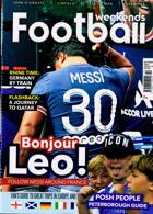 Football Weekends Magazine Issue OCT 21
