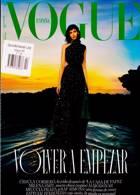 Vogue Spanish Magazine Issue NO 402