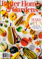Better Homes And Gardens Magazine Issue OCT 21