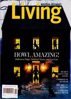 Martha Stewart Living Magazine Issue OCT 21
