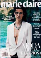 Marie Claire Italy Magazine Issue NO 9