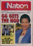 Barbados Nation Magazine Issue 26/08/2021