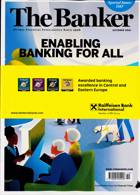 The Banker Magazine Issue OCT 21
