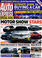Auto Express Specials Magazine Issue 08/09/2021