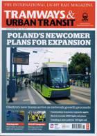Tramways And Urban Transit Magazine Issue NOV 21