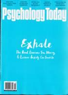 Psychology Today Magazine Issue OCT 21