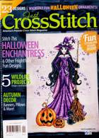 Just Cross Stitch Magazine Issue SEP-OCT