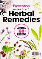 Prevention Specials Magazine Issue HERBAL REM
