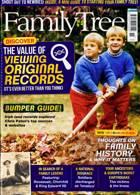 Family Tree Magazine Issue NOV 21