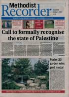 Methodist Recorder Magazine Issue 01/10/2021